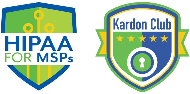HIPAA For MSPs & Kardon Club